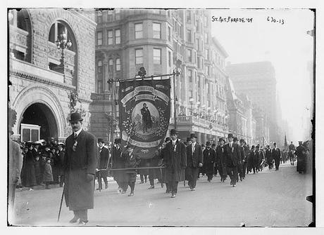 Guest Blogger: David Durkin on Saint Patrick's Day in America – Where Did This Come From?
