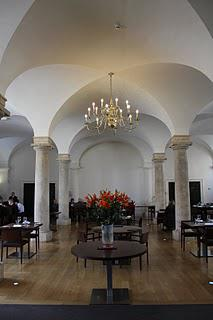 A Hidden Gem – The King William Restaurant,Old Royal Naval College,Greenwich