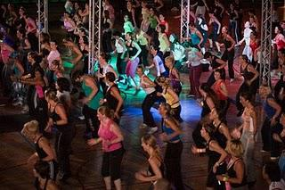 Zumba - are you ready for the party?