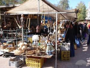 Street life: Amsterdam markets