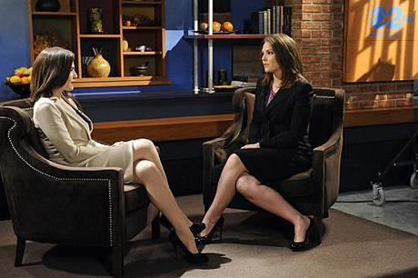 "Review #2455: The Good Wife 2.20: ""Foreign Affairs"""