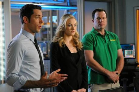 """Review #2456: Chuck 4.20: """"Chuck vs. the Family Volkoff"""""""