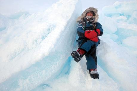 Catlin Arctic Survey 2011: Ann Passes A Milestone On The Ice