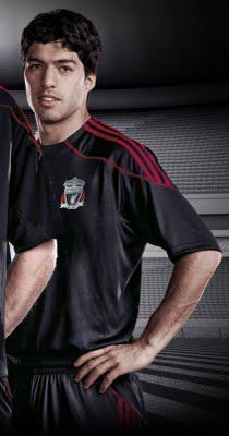 2011/2012 EPL Jersey Leaks