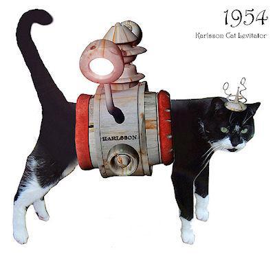 Cat Levitator