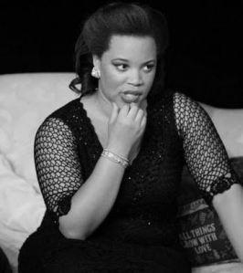 meet La Toya Lewis, whose velvety soprano is simply delicious!