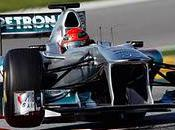 Schumacher Fastest Pre-Season Testing Barcelona, Four