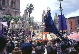 La Virgin de los Dolores
