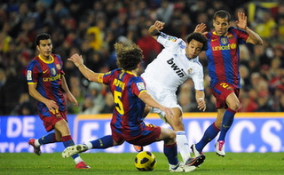 El Clasico And Its Many Battles