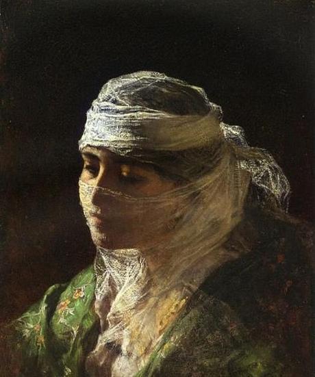 A Veiled Beauty