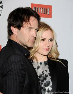 Anna Paquin and Stephen Moyer will sit down at White House Correspondents' dinner