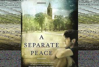 essays on the book a separate peace Essays related to separate peace meaning 1 in the book a separate peace by john knowles, gene and finny are two high school boys that develop a particular.
