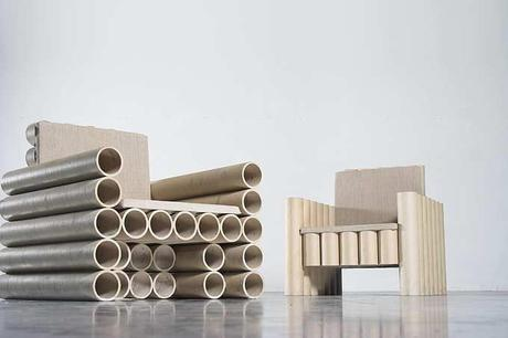 Trash to Treasure: Re-Imagining Your Waste {Paper Tubes}