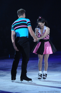 Jamie Salé: The Stars on Ice Momterview