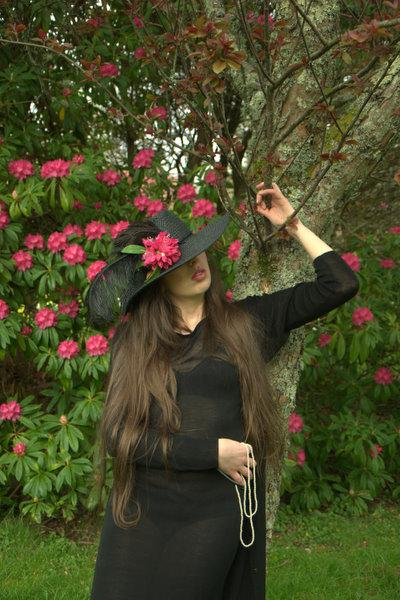 BLACKBERRY The last in my series from my photoshoot at Culzean Castle. Not to be confused with a blackberry phone: This fashion photo was titled based on the content and was picked out by pixel induced.com xoxo LLM