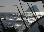 Sailing Jabuka Island
