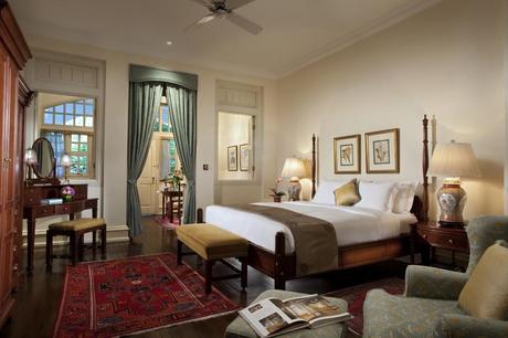 Singapore honeymoon hotels