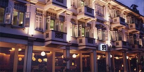 Singapore honeymoons