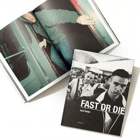 Alex Fakso — Fast Or Die Book