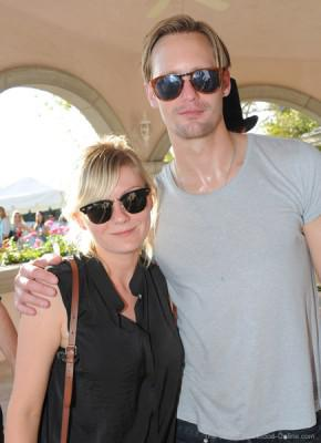 Alexander Skarsgård attends Celebration of Coachella 2011