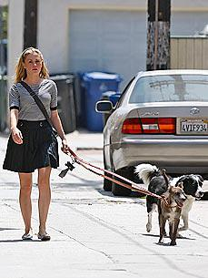 Anna Paquin Says Dogs Keep Her Grounded