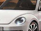 Volkswagen Launches Redesigned Beetle
