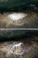 Kilimanjaro Glacial Melt