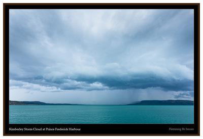 kimberley-prince frederick harbour storm cloud