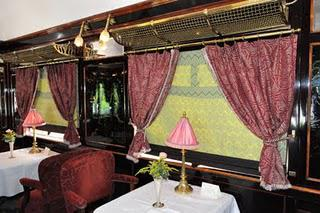 All Aboard the Orient-Express!
