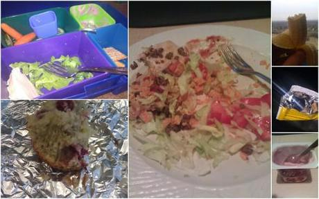 Tuesday Meals Eaten