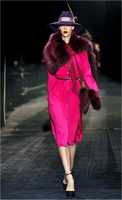3dfd4bc05 Best in Show: GUCCI Fall 2011 - Paperblog