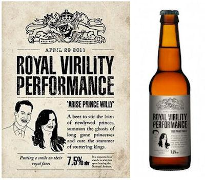 Royal Virility Performance Beer