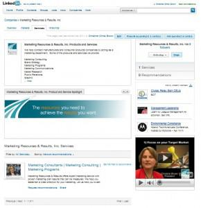 Add Video to Your Company's Linked In Profile
