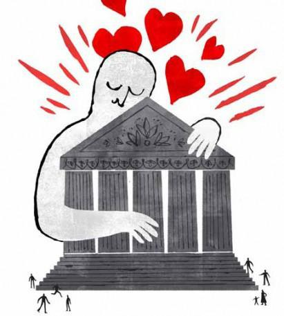B The Change: It's Okay to Love a Bank