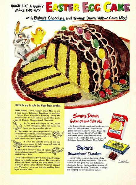 Egg-stra, Egg-stra Read all about it!  Terrific Easter Dessert!