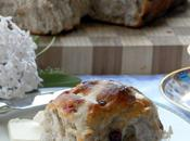 Easter Delight Pull-Apart Cross Buns with Apricot Glaze