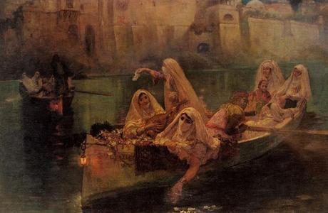 The Harem Boat