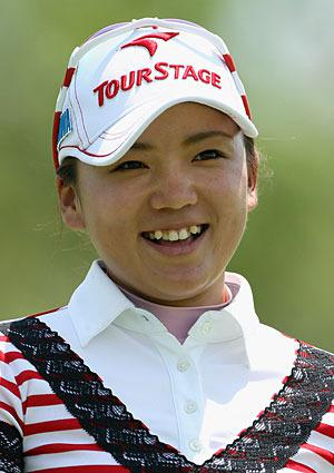 HSBC Women's Champions Final Round Duel: Arimura vs. Webb