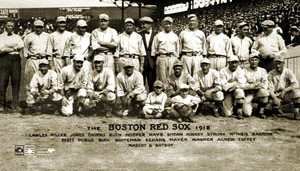"Chicks Dig Conspiracies: The Black Sox, the Red Sox, the Cubs, and Baseball ""Treachery"""