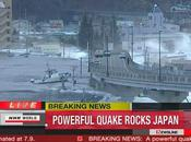Japan Tsunami Disaster Wave Destruction Triggered Uranus