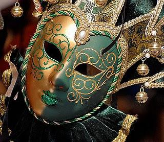 Wordless Wednesdays ~ Venice, IT ~ Carnivale!
