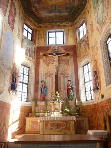 Wordless Wednesdays ~ The Monastery Ride