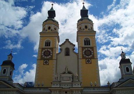 Wordless Wednesdays ~ The Church in Bressanone