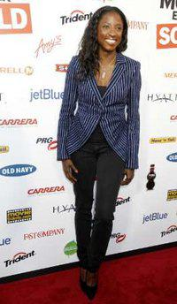 Rutina Wesley attends Pom Wonderful Presents… Premiere