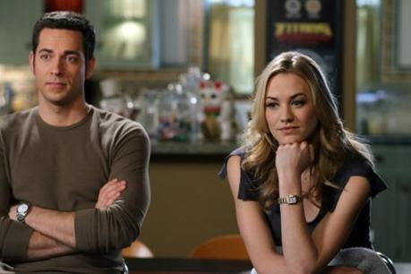 "Review #2469: Chuck 4.21: ""Chuck vs. the Wedding Planner"""