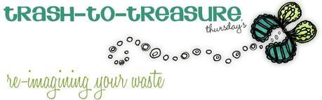 Trash to Treasure: Re-Imagining Your Waste {Easter}