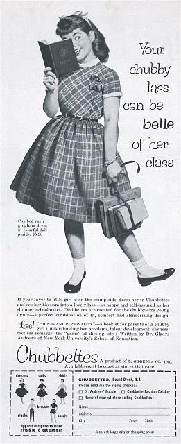 Well Meaning Mothers Trying to Make Their Chubby Lass Belle of the Class
