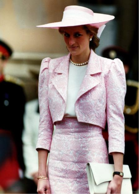 Princess Diana Fashion Icon