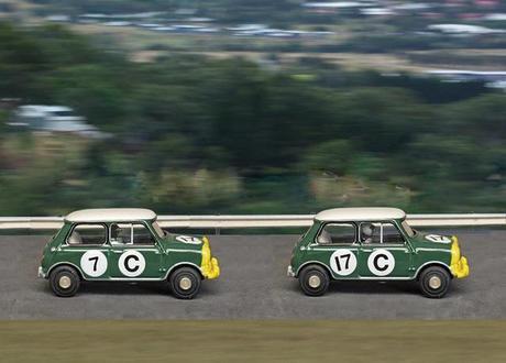 Minis at Bathurst 1966