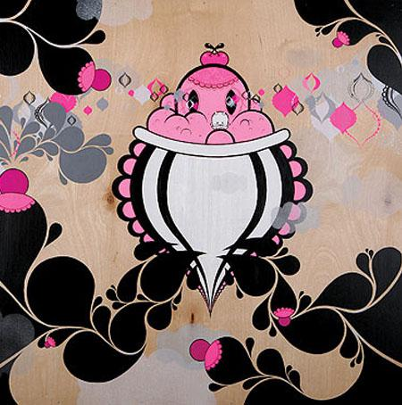 Stolenspace presents 'The Reign Of Pink' by Buff Monster